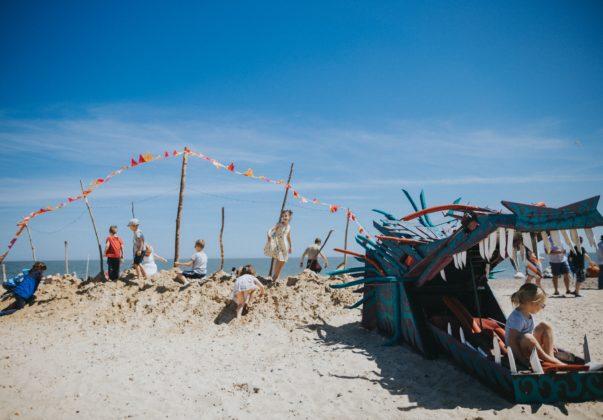 Kids Wild Beach