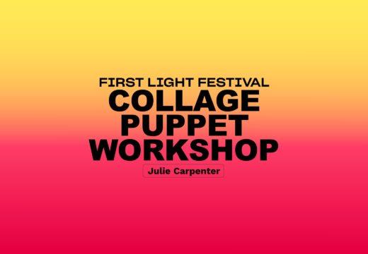 Collage Puppet Workshop