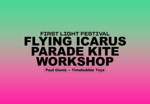 Parade Kite Workshop