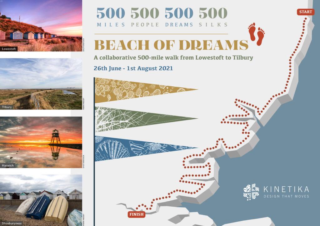 Beach of Dreams Flyer